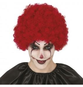 Parrucca Riccioli Killer Clown