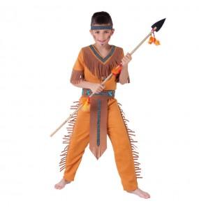 Travestimento Indiano Sioux bambino che più li piace