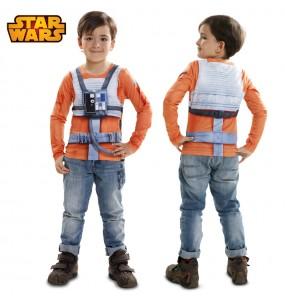 Travestimento T-shirt Luke Skywalker bambino che più li piace