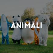 Catalogo dei costumi animali per ragazzi, ragazze, uomini e donne