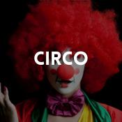 Catalogo dei costumi circo per ragazzi, ragazze, uomini e donne