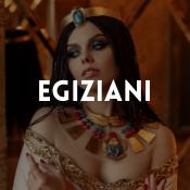 Catalogo dei costumi egiziani per ragazzi, ragazze, uomini e donne