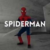 Catalogo dei costumi di Spiderman per ragazzi, ragazze, uomini e donne