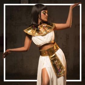 Acquista online i più originali costumi Egiziani per adulti e bambini