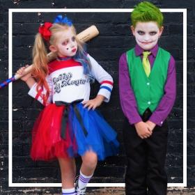 Acquista online i più originali costumi terrore per adulti e bambini
