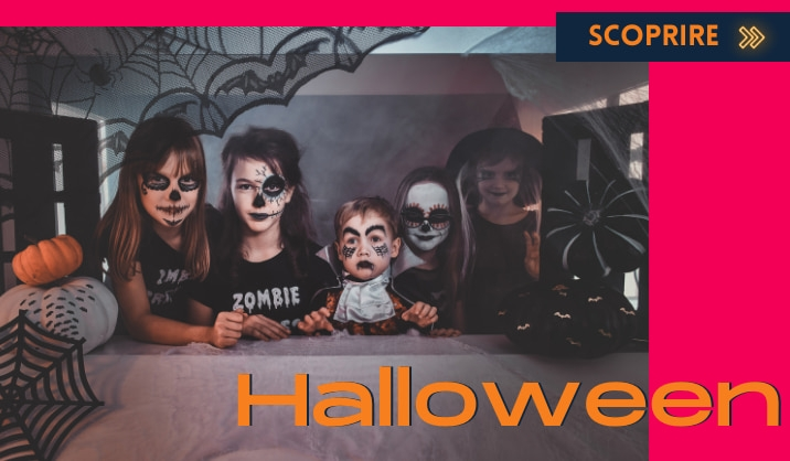 Costumi originali per Halloween 2021