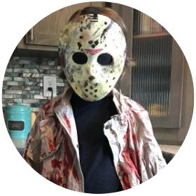 Negozio online di costumi Jason venerdì 13