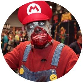 Negozio online di costumi zombie