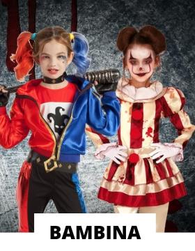 Costumi di Halloween per bambina