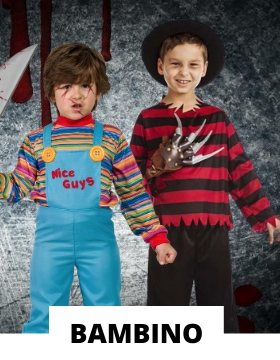Costumi di Halloween per bambino