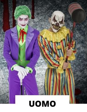 Costumi di Halloween per uomo