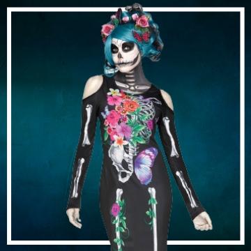 Negozio online di costumi di Halloween da Catrina