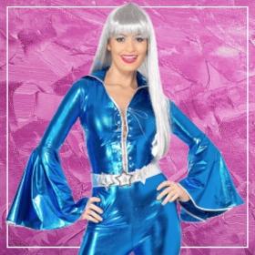 Acquista online i costumi più originali Disco per donna