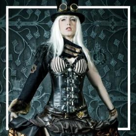 Acquista online i più originali costumi da Steampunk per adulti