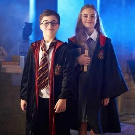 I costumi originali di Harry Potter