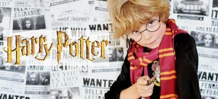 Costumi e accessori ufficiali di Harry Potter