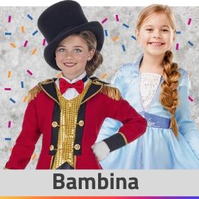 I migliori costumi per bambina per Carnevale