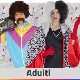 Idee di costumi adulti per uomini e donne