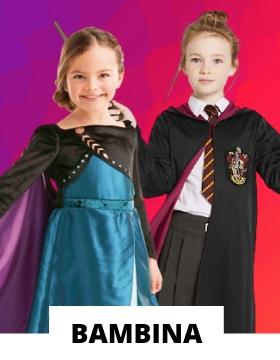 Idee per mascherare i bambini con costumi di carnevale originali bambina