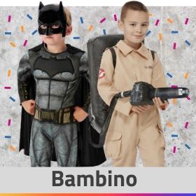 I migliori costumi per bambino per Carnevale