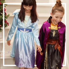 Acquista online i più originali costumi Frozen per bambine