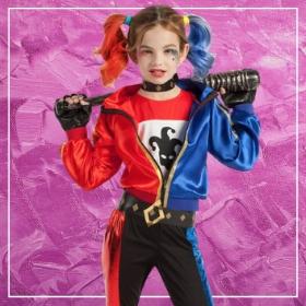 Acquista online i costumi più originali dei Halloween per bambina