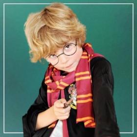 Acquista online i costumi più originali dei personaggi Harry Potter per bambini