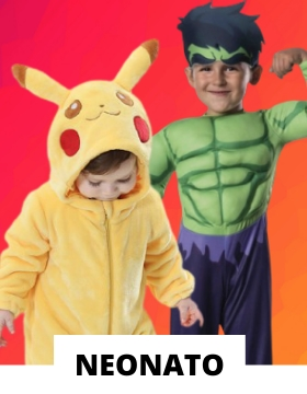 Idee per mascherare i bambini con costumi di carnevale originali neonati