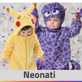 Idee per vestire i vostri neonati con costumi originali