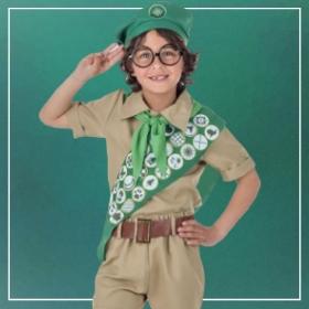 Acquista online i costumi più originali dei Professioni per bambini