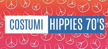 I più originali travestimenti Hippies per il Carnevale