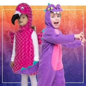 Compra online i più originali costumi animali per lo spettacolo della scuola