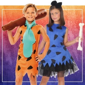 Compra online i più originali costumi cavernicoli per lo spettacolo della scuola