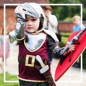 Acquista online i più originali costumi Età Media per bambini