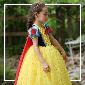Acquista online i più originali costumi Principesse Disney per bambine